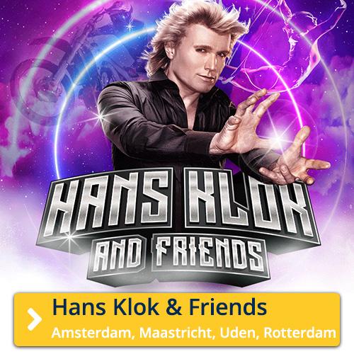 Hans Klok & Friends